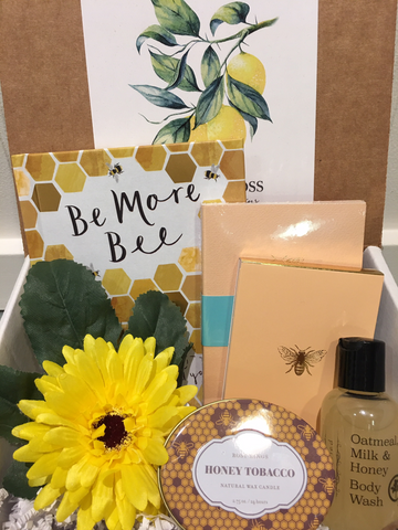 "Happiness Box- Just ""Bee""cause"