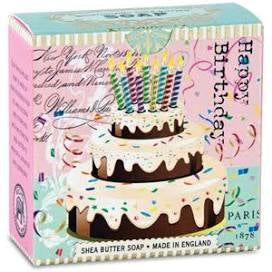 Michel Design Works Birthday Cake Little Soap