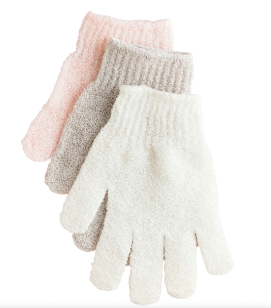 ES Exfoliating Gloves