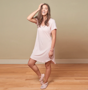 Faceplant Bamboo Claire Nightgown