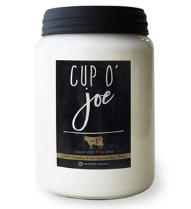 Milkhouse Cup of Joe Candle
