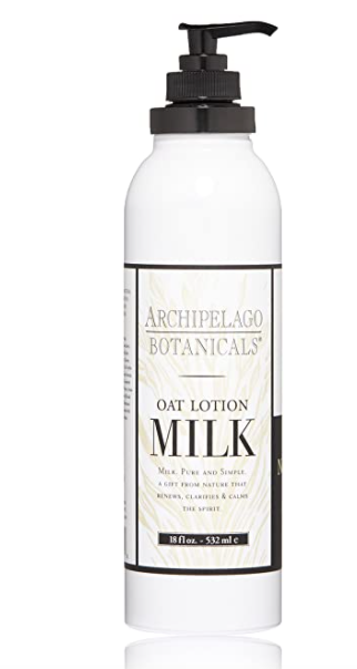 Archipelago Oat Milk Lotion