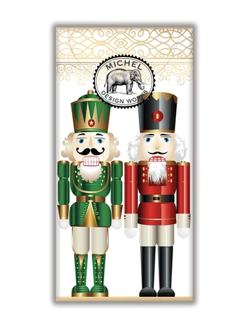 Michel Design Works Nutcracker Pocket Tissues