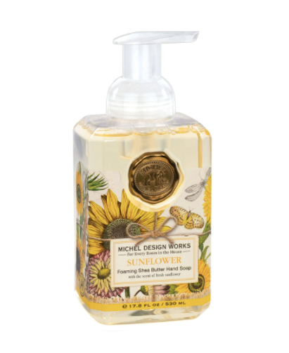 Michel Design Works Sunflower Foaming Hand Soap