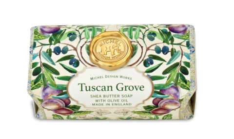 Michel Design Works Tuscan Grove Large Soap