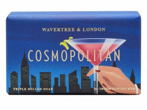 Wavertree & London Cosmopolitan Soap Bar