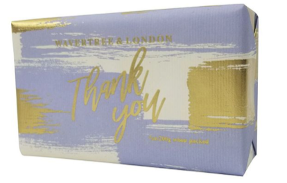 Wavertree & London Thank You Soap Bar