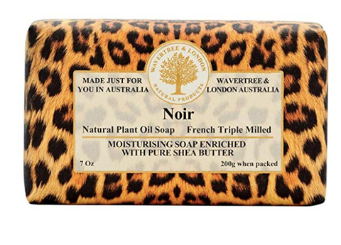 Wavertree & London Noir Soap Bar