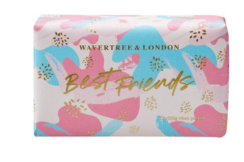 Wavertree & London Best Friends Soap Bar