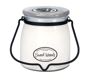 Milkhouse Sweet Woods Candle