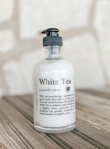 Simplified Soap White Tea Lotion