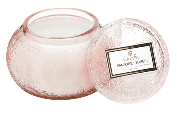 Voluspa Panjore Lychee Coconut Wax Candle