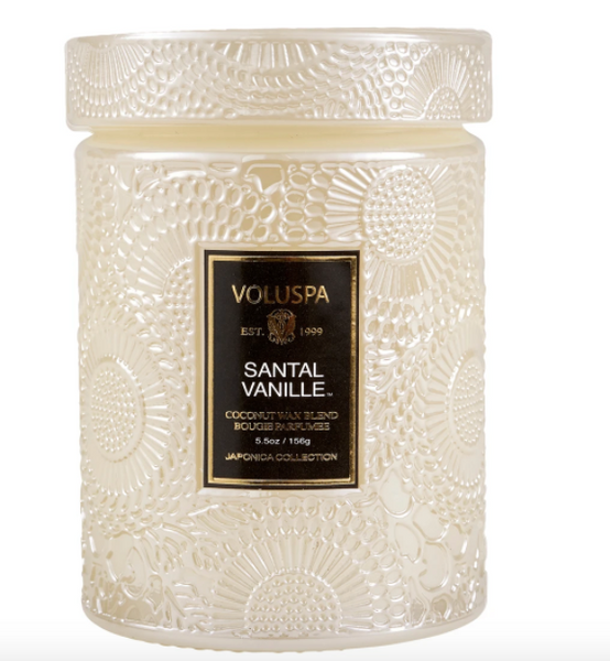 Voluspa Santal Vanille Coconut Wax Candle