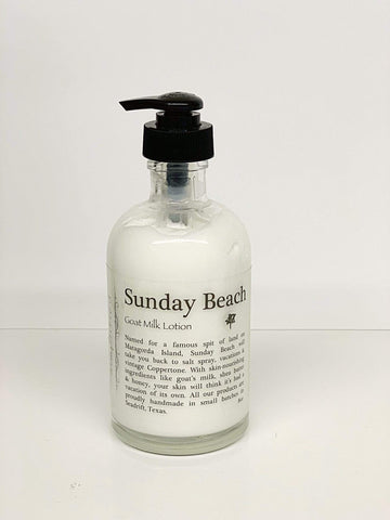 Simplified Soap Sunday Beach Lotion