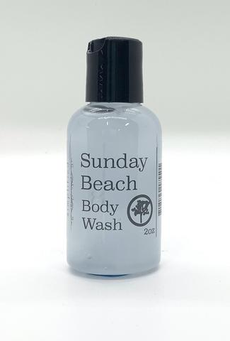 Simplified Soap Sunday Beach Body Wash