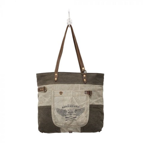 Adventures Begin Tote