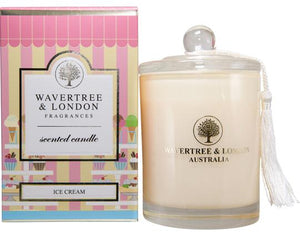 Wavertree & London Ice Cream Soy Candle