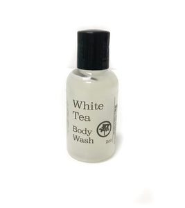 Simplified Soap White Tea Body Wash