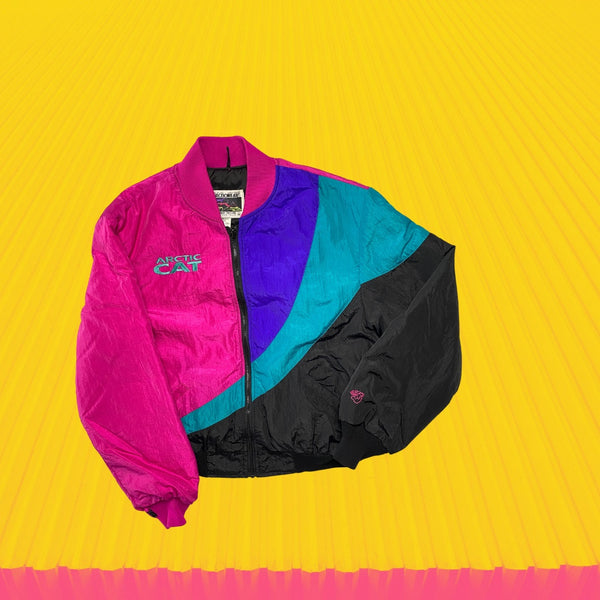 Neon Arctic Cat Jacket