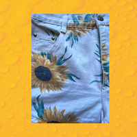 Sunflower Denim Shorts