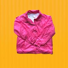 Load image into Gallery viewer, Hot Pink Coaches Jacket