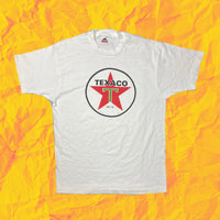 Vintage Texaco single stitch tee