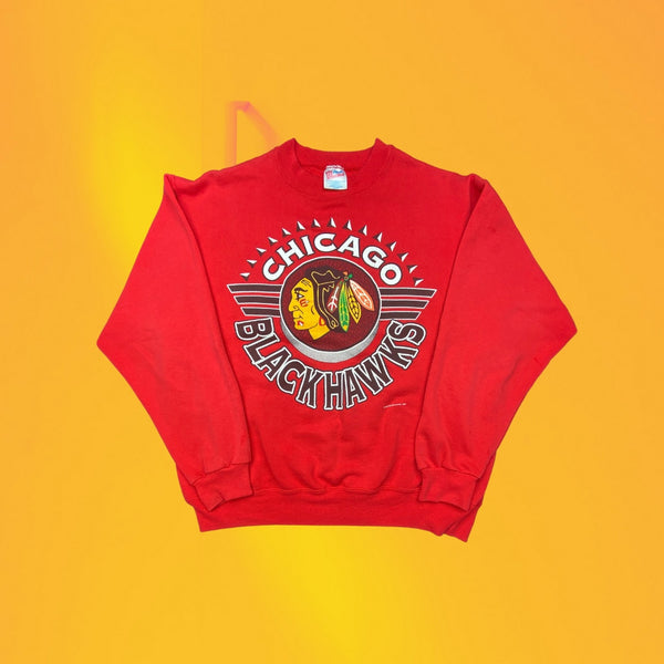 Chicago Blackhawks Crewneck