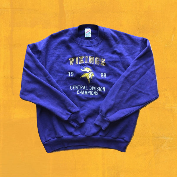 98' Vikings Crewneck