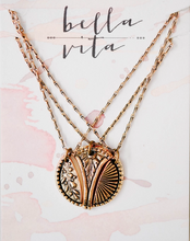 Load image into Gallery viewer, 3 Piece Connection Necklace