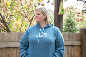 HŌMbädi soft hoodie- 3 color options available