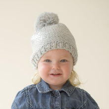 Load image into Gallery viewer, Pearl Metallic Knit Hat