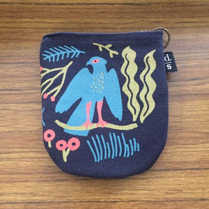 Half Moon Eagle Pouch