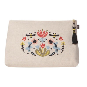 Large Frida Cosmetic Bag