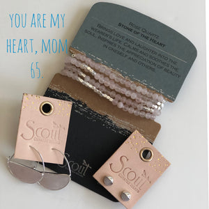 You are my Heart gift set