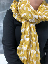 Load image into Gallery viewer, cotton scarves- assorted patterns
