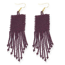 Load image into Gallery viewer, New Colors!! Beaded earrings- multiple styles