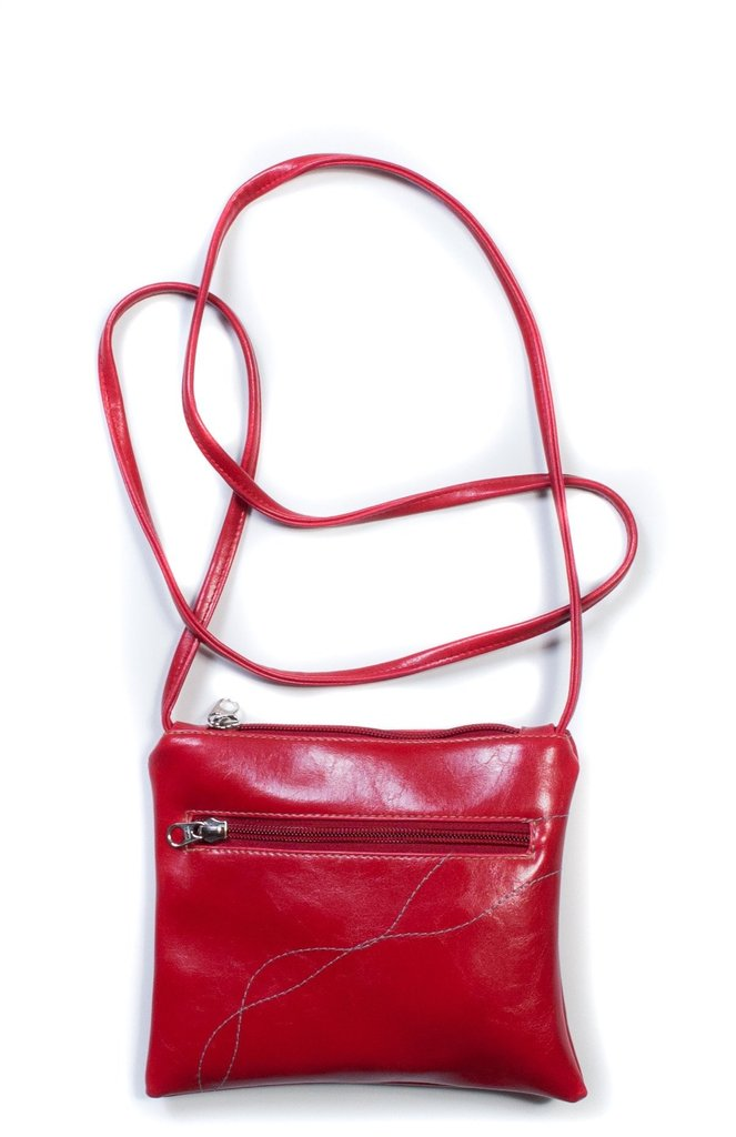 ChaCha Cross Body Bag in Red -Only 1 left!!