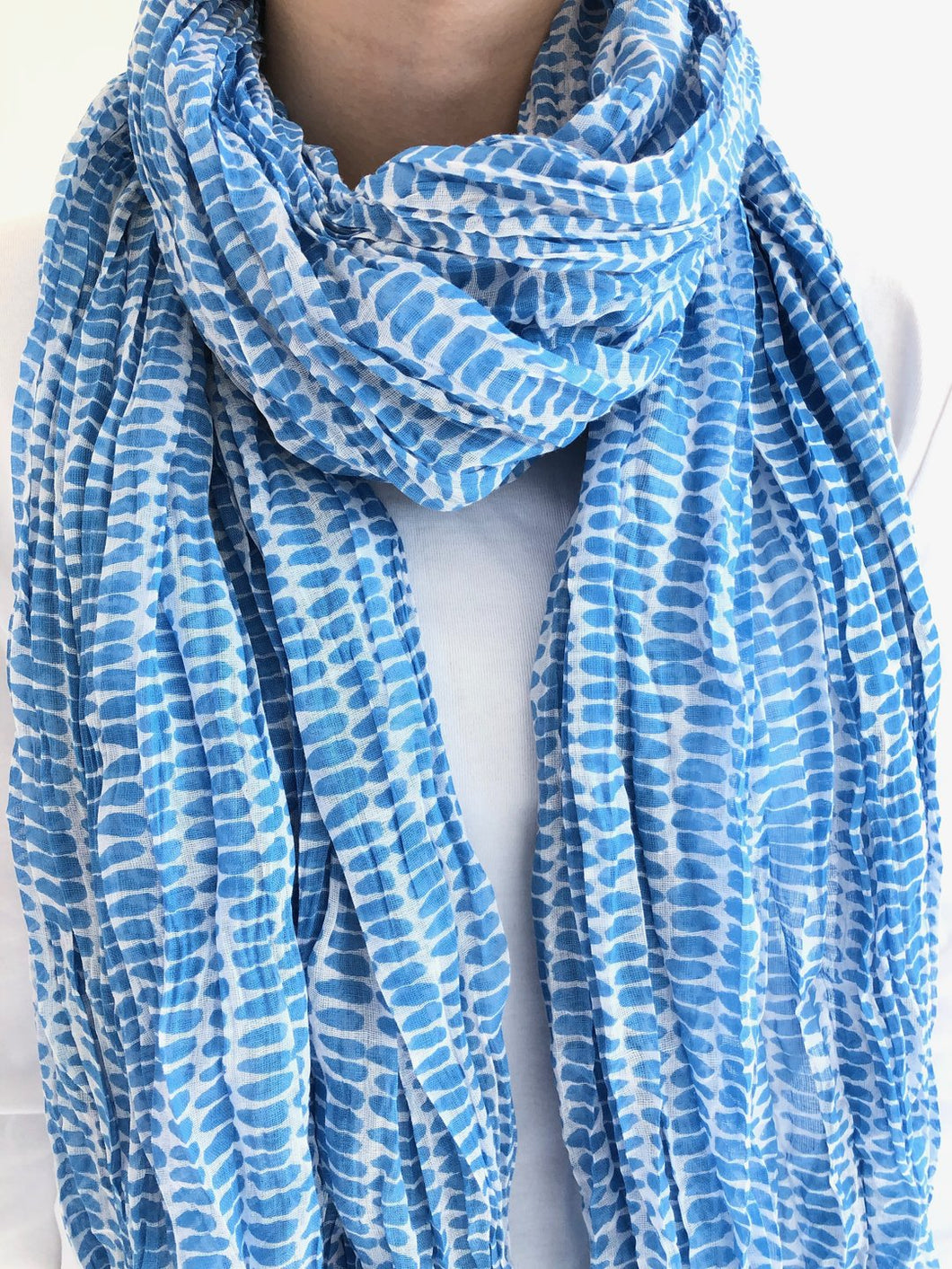 Cotton Scarves- assorted patterns