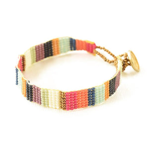 Delicate Bead Bracelet available in multiple colors