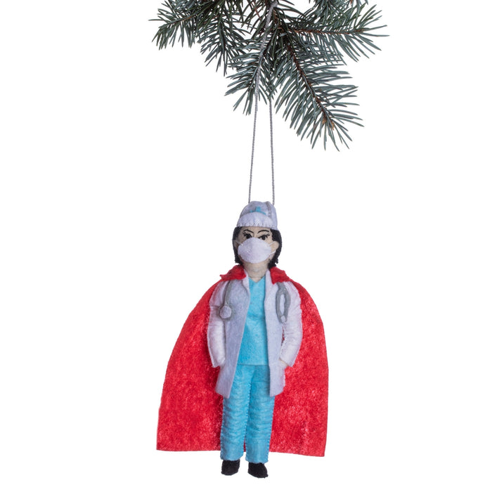 Super Dr or Surgeon Ornament