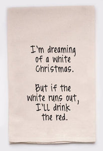 White and Red Christmas