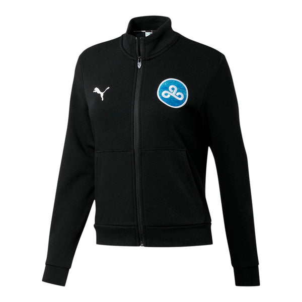 Puma X Cloud9 High Score Women's Track Jacket. Black.