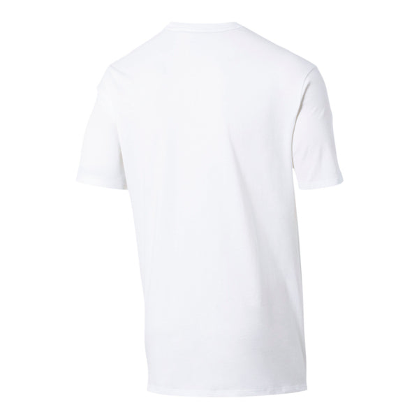 Puma x Cloud9 Matrix Fade Tee. White.