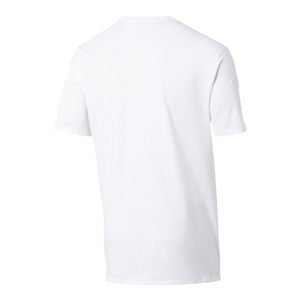 Puma x Cloud9 Pride T-Shirt. White.