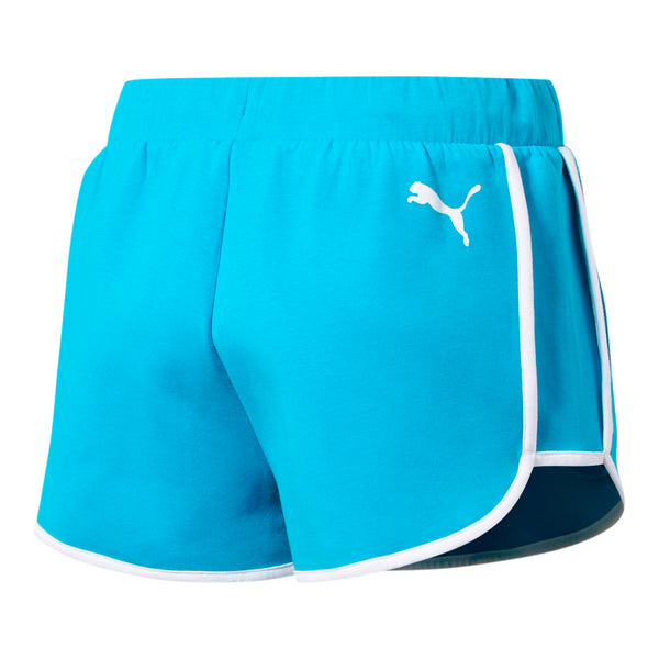 Puma x Cloud9 Glitch Short. Womens. Blue.