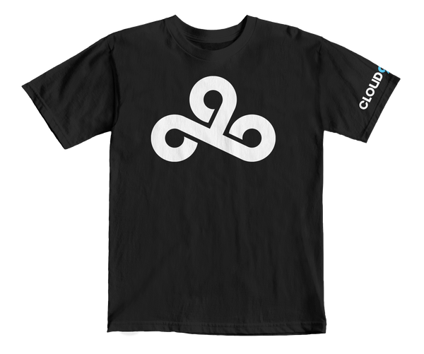 Cloud9 The Logo T-Shirt - Black