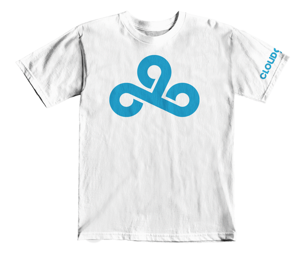 Cloud9 The Logo Tee - White
