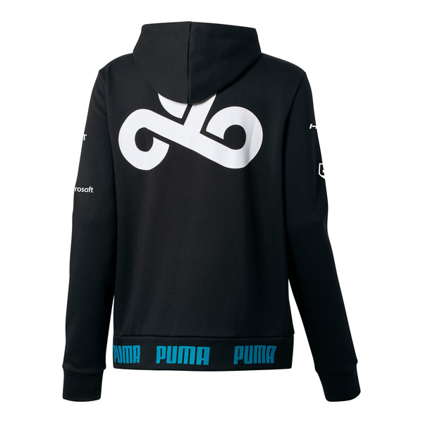 Puma x Cloud9 2020 Pro Hoodie. Womens. Black.
