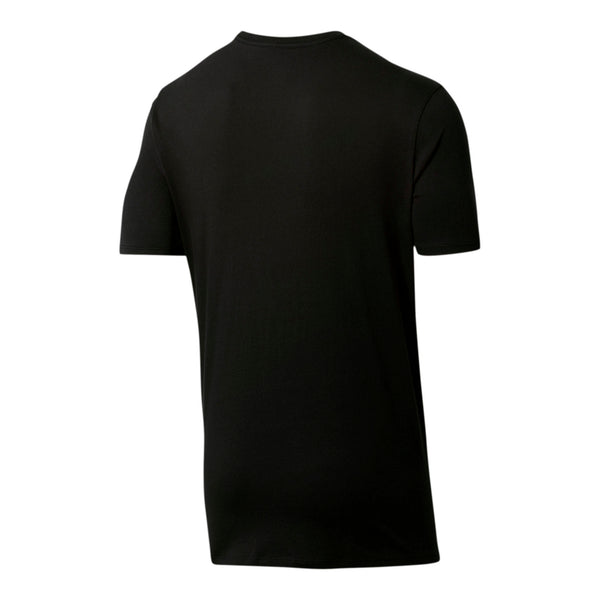 Puma x Cloud9 Wavy Clouds T-Shirt. Black.