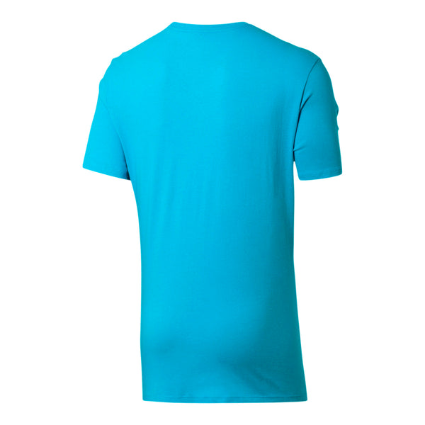 Puma x Cloud9 Wavy Clouds T-Shirt. Blue..